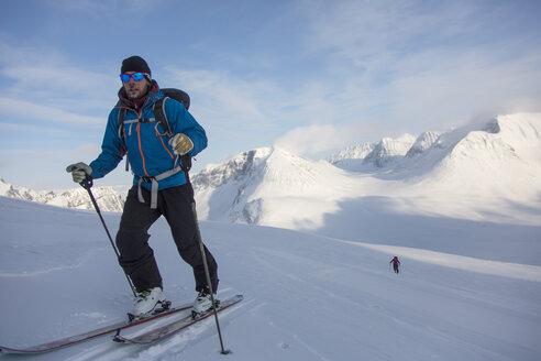 Ski mountaineering in mountains - FOLF07992
