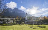 Germany, Garmisch-Partenkirchen, Grainau, Parish church St John the Baptist - PVCF01302
