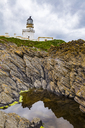 Scotland, Aberdeenshire, Fraserburgh,Kinnaird Head Lighthouse - WD04564
