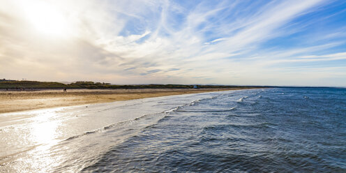 Scotland, Fife, St Andrews, West Sands, beach - WDF04579