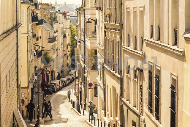 France, Paris, Montmartre - TAM01028
