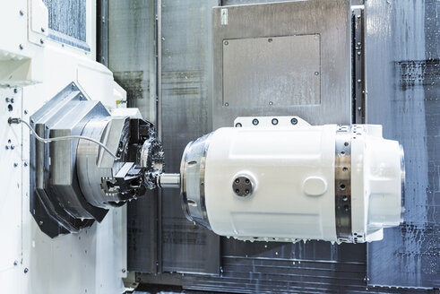 Modern machine in factory - DIGF03658