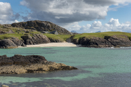 United Kingdom, Scotland, Sutherland, Assynt, Clachtoll, Beach at Bay Clachtoll - LBF01885