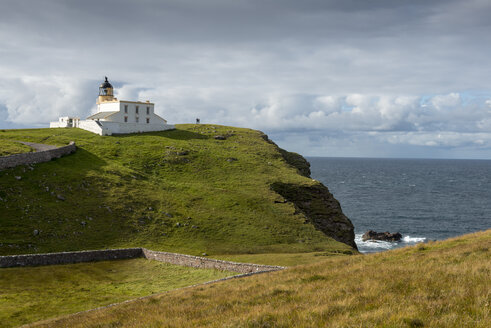 United Kingdom, Scotland, Sutherland, Assynt, Lighthouse Stoer Head - LB01891