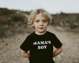 Portrait of cute boy standing on field against sky - CAVF40155