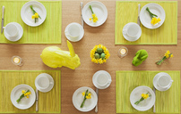 Laid Easter table - GWF05513