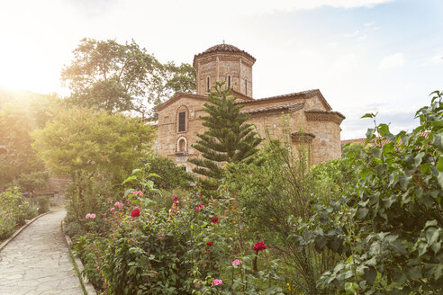 Greece, Arcadia, Astros, Loukous Monastery - MAM00064
