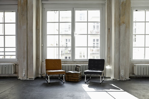 Interior of a loft flat - PDF01577