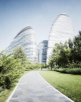 China, Beijing, Wangjing SOHO - SPP00014