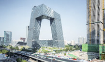 China, Beijing, headquarters for China Central Television CCTV - SPP00020