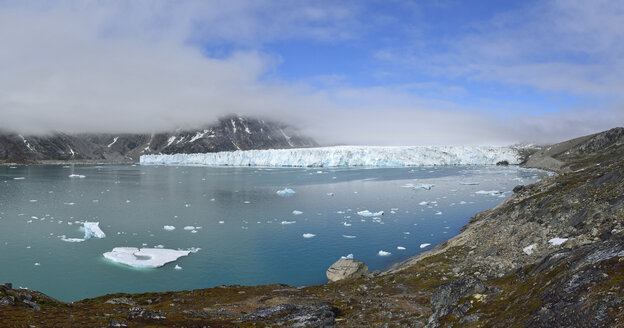 Greenland, East Greenland, Knud Rasmussen Glacier - ESF01604