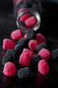Jelly berries, close-up - CSF29079