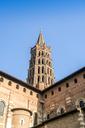 France, Haute-Garonne, Toulouse, Basilica of Saint Sernin - TAMF01065