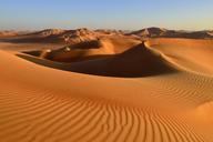 Oman, Dhofar, sand dunes in the Rub al Khali desert - ESF01632