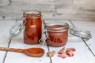 Homemade tomato rhubarb ketchup - SARF03722