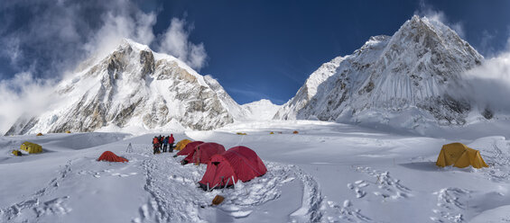 Nepal, Solo Khumbu, Everest, Camp at Western Cwm - ALRF01135