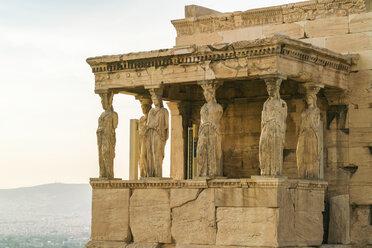 Greece, Athens, Acropolis, Parthenon - TAMF01080
