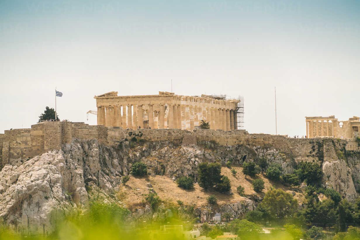 Greece, Athens, Acropolis - TAMF01083 - A. Tamboly/Westend61