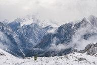 Tre Cime di Lavaredo area, South Tyrol, Dolomite Alps, Italy - CUF03867