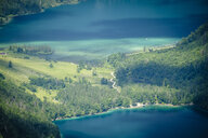 Germany, Bavaria, Berchtesgaden Alps, Lakes Koenigssee and Obersee - HAMF00305