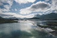 Norway, Lofoten, Moskenesoy, Fredvang, Hovdanvika - GUSF00903