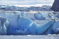 South America, Chile, Torres del Paine National Park, Grey Glacier at Lago Grey - CVF00612