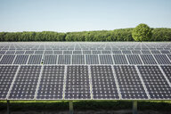Germany, Kevelaer, solar plant - MOEF01112
