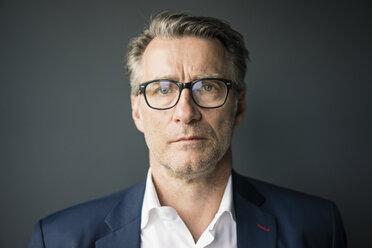 Portrait of serious mature businessman - JOSF02277