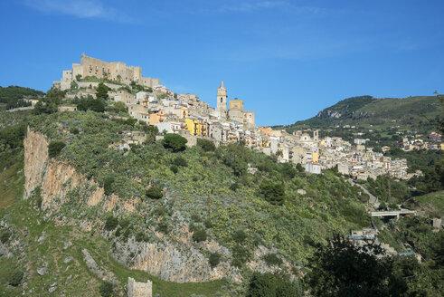 Caccamo castle, Caccamo, Sicily, Italy - CUF15977