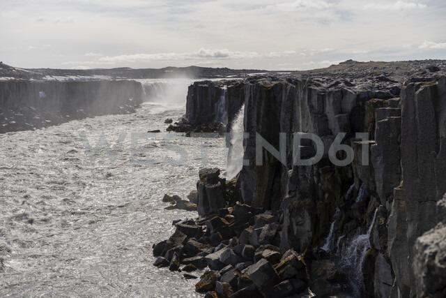 Iceland, Godafoss Waterfall - AFVF00552