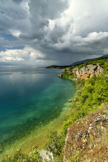 Macedonia, Ohrid Municipality, Ohrid, Bay of Bones - FPF00161