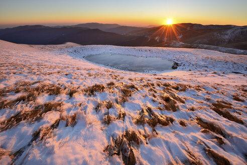 Svidovets Mountain Ridge, Carpathian Mountains, Ivano-Frankovsk Region, Ukraine - CUF22114