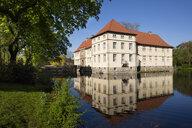 Germany, Herne, view to Struenkede Castle - WI03521