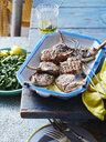 Lemon and mint lamb cutlets - CUF32746