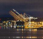 Port, Seattle, Washington, USA - ISF10497