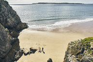 Tenby, Pembrokeshire, Wales - ISF11440