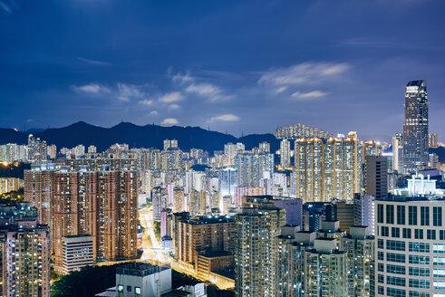 Cityscape, Tsuen Wan, Hong Kong - ISF13136
