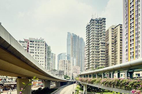 Cityscape, Tsuen Wan, Hong Kong - ISF13139