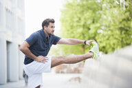 Jogger stretching - CUF35109