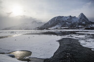 Landscape, Lofoten, Norway - CUF35559