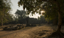 Temple of Preah Khan, Angkor, Siem Reap, Cambodia, Indochina, Asia - CUF35595