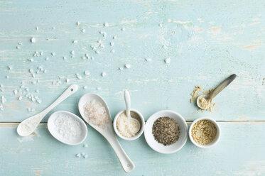Various sorts of salt - ASF06192
