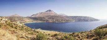 Greece, Peloponnese, Mani peninsula, Neo Itilo, Limeni bay - MAMF00122