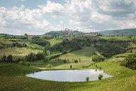 San Gimignano, Tuscany, Italy - CUF38442