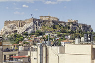 Greece, Attica, Athens, View to Acropolis - MAMF00157