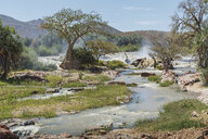 View of Epupa Falls, Namibia - CUF38959