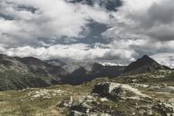 Switzerland, Grisons, Samedan, southern ramp Bernina Pass - DWIF00948