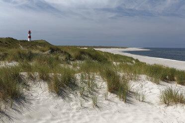 Germany, North Frisia, Sylt, Lighthouse List East - GFF01069