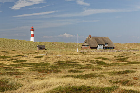 Germany, North Frisia, Sylt, Lighthouse List East - GFF01072
