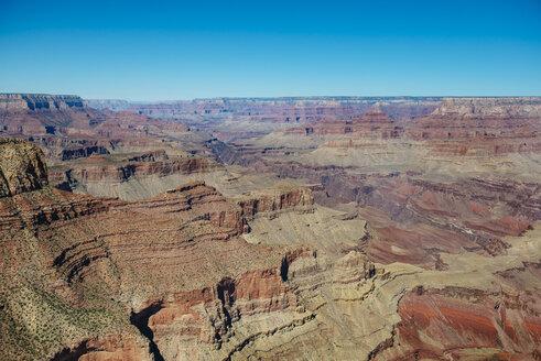 USA, Arizona, Grand Canyon National Park, Grand Canyon - GEMF02182